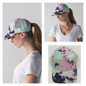 Lululemon What'SUP Hat~Clouded Dream